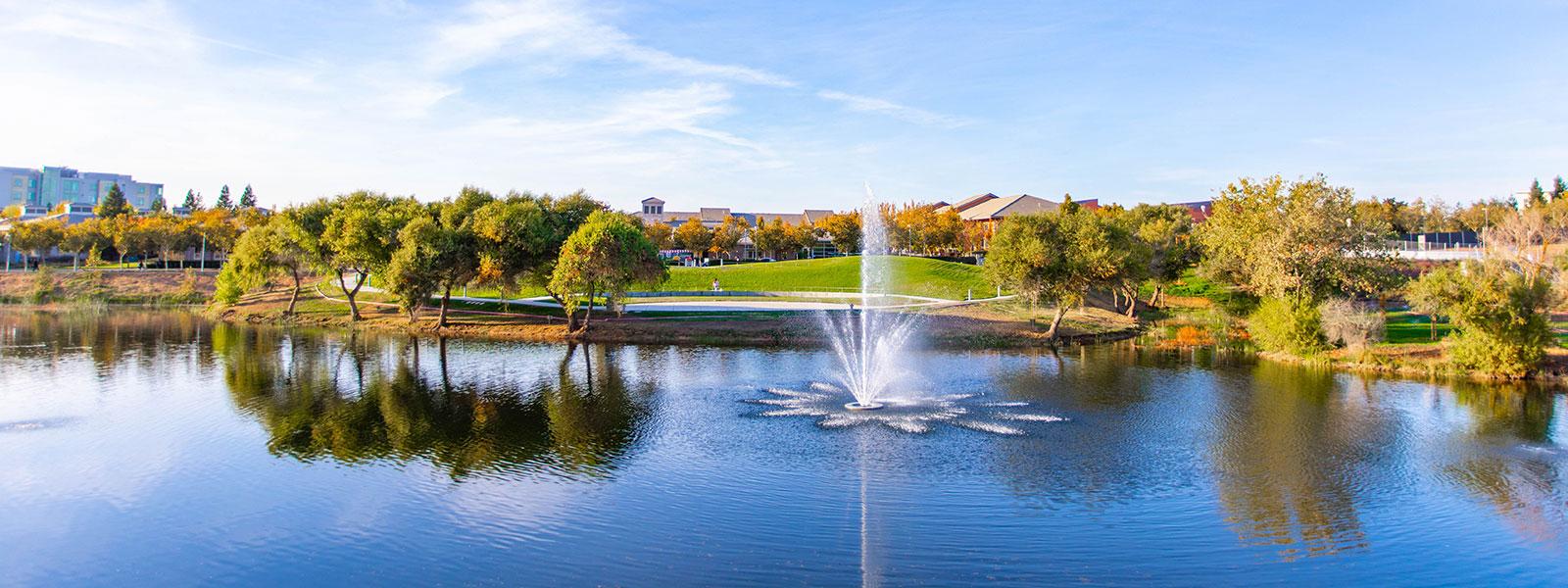 UC Merced Lake View